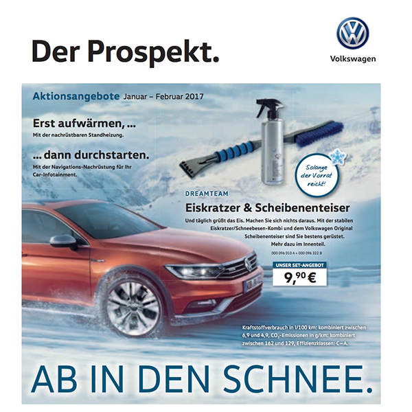 Unsere VW Service Angebote