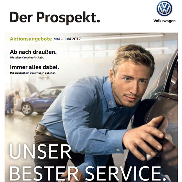 Unsere VW Service Angebote