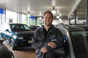 Kevin Schmitz- Werkstattmitarbeiter
