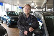 Lukas Greulich- Werkstattmitarbeiter