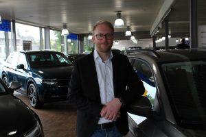 Thorben Wienkamp- Serviceleiter