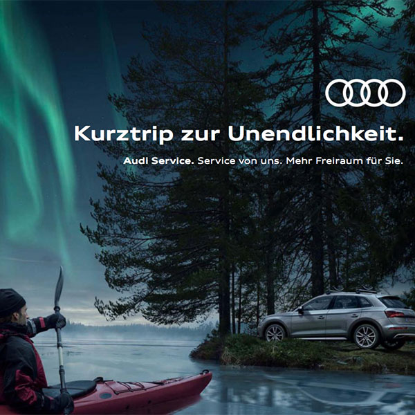 Unsere Audi Service Angebote